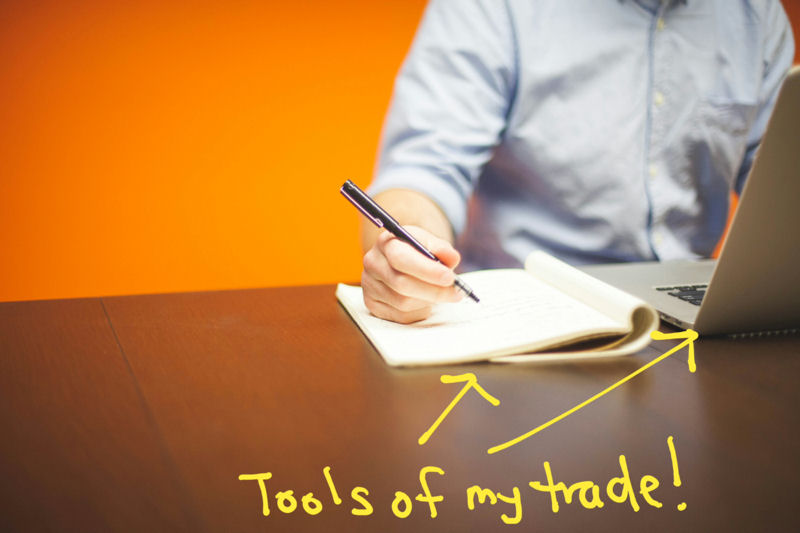 Tools of the content marketing trade