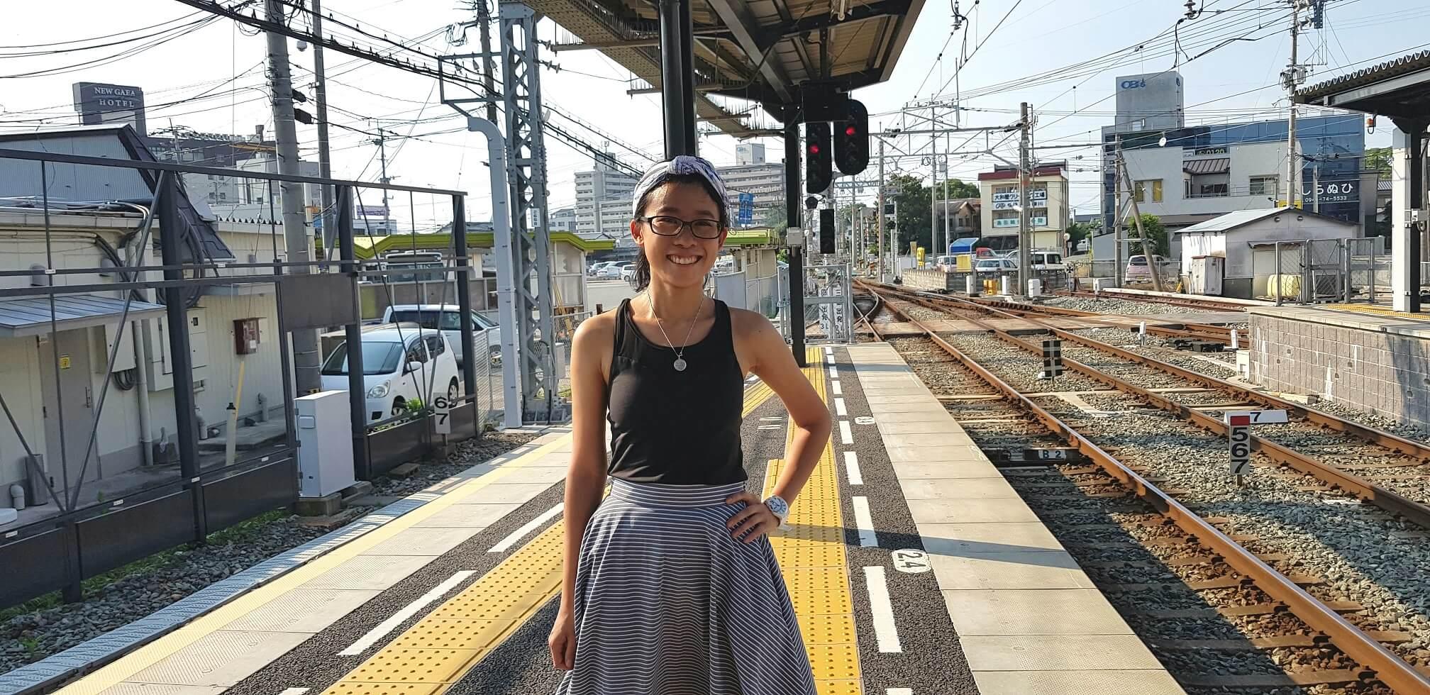 Yanagawa station