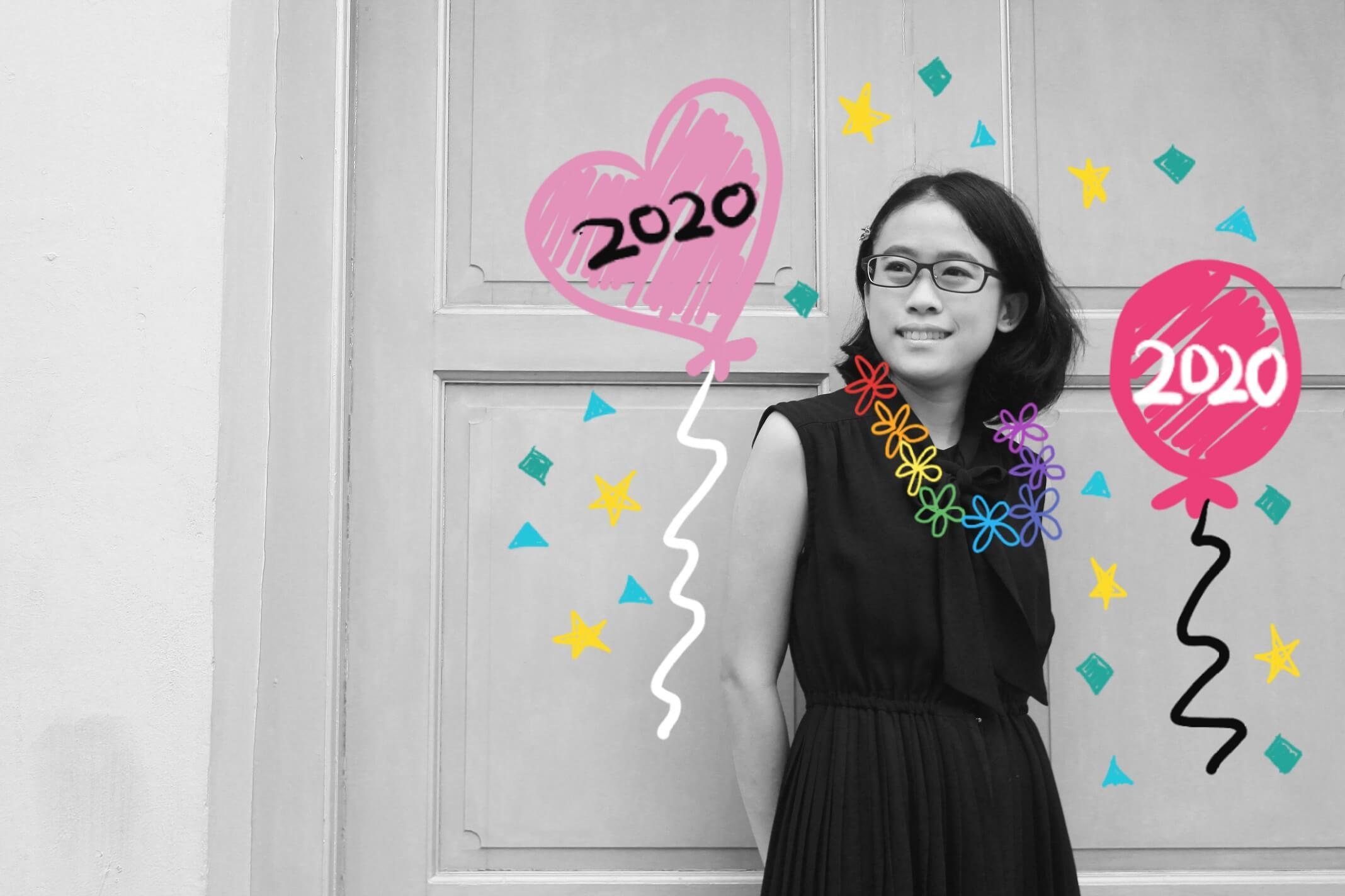 My 2020 birthday